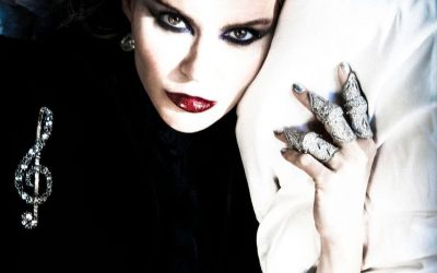 Daphne Guinness Releases Riot & The Golden Chord