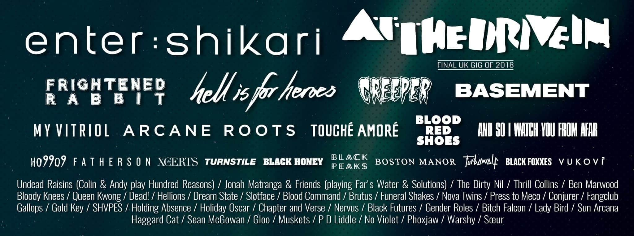 2000 Trees Announce 2018 Lineup