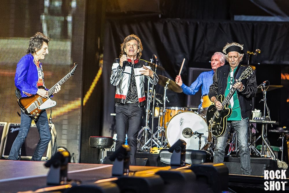 The Rolling Stones Still Greatest Rock 'n' Roll Band Live @ London Stadium