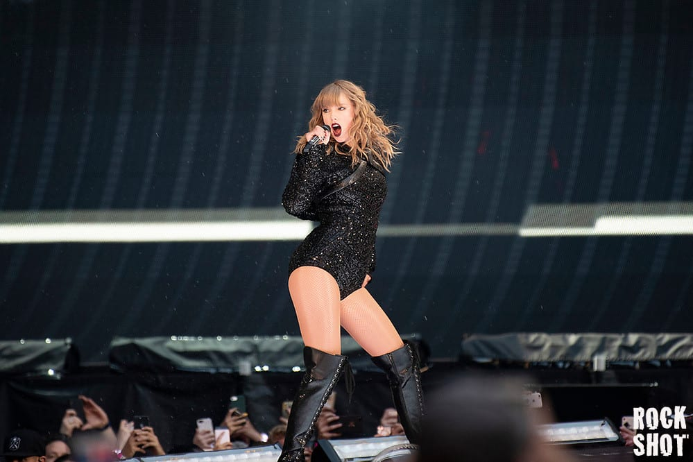 Taylor Swift Joins BST Hyde Park Line-Up