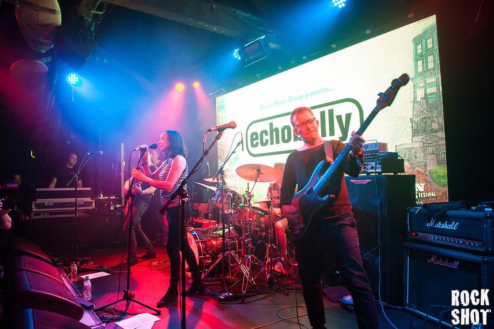Echobelly at Stables Market (Simon Partington)