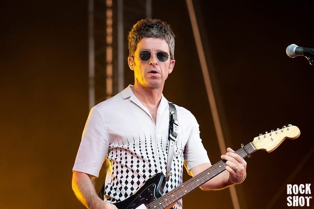 Noel Gallagher Brings His High Flying Birds And Oasis To Greenwich