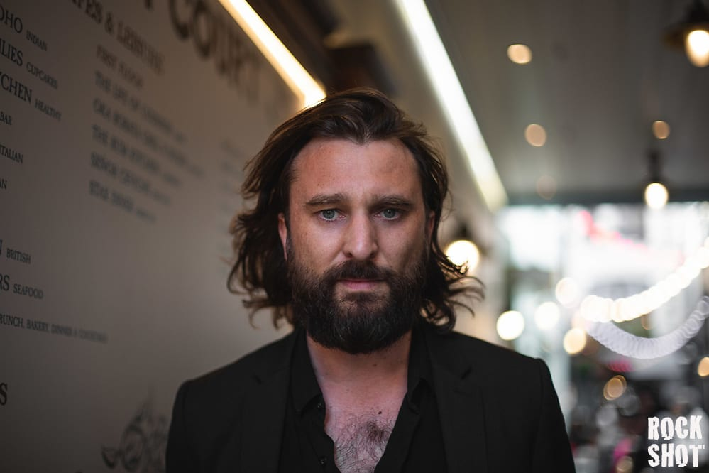 Nic Cester Interview: A Psychedelic Sugar Rush Hits The Streets Of Soho