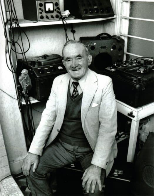 Percy Philips & The Quarrymen Historic Recording