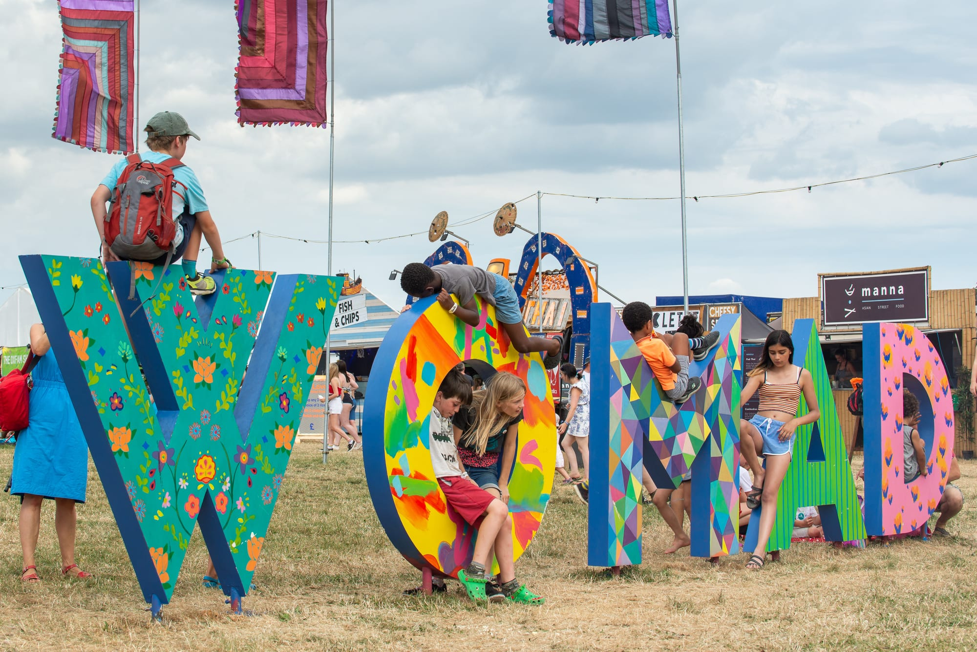 Celebrating Diversity At WOMAD Festival 2018