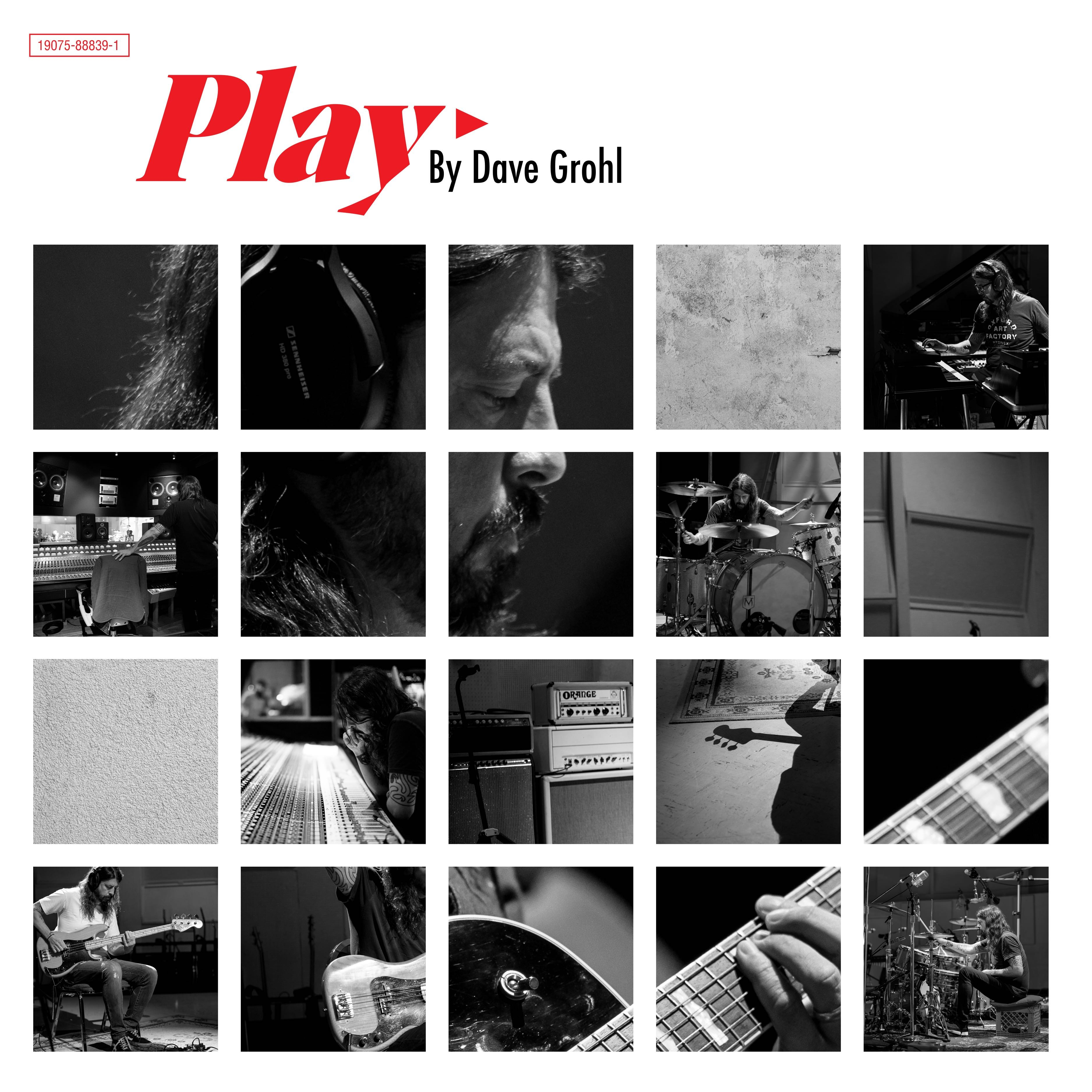 Dave Grohl - Play cover