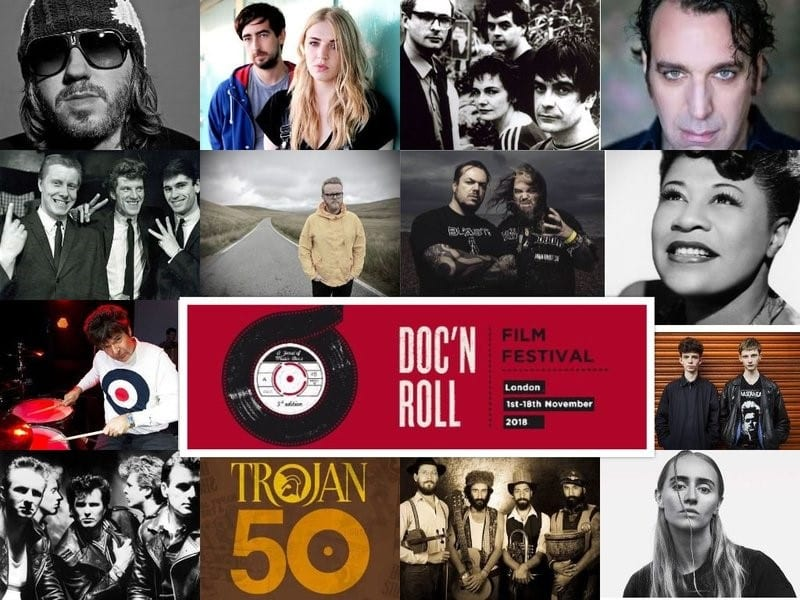 Doc'n Roll Returns For It's Fifth London Edition