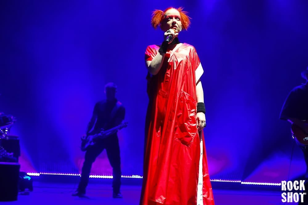 Garbage Are So Much More Than Paranoid At Brixton Academy