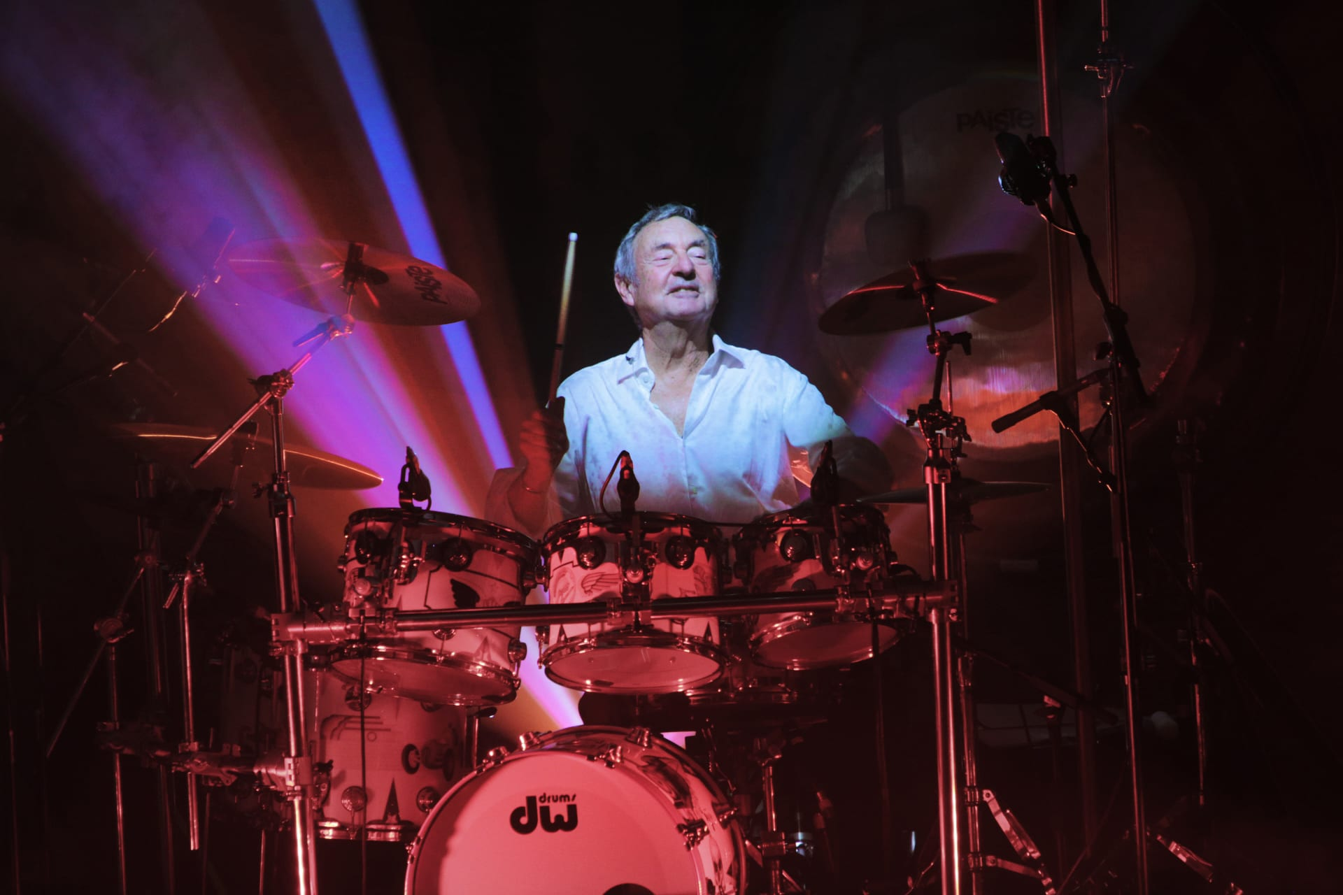 Nick Mason Serves Up A Saucerful Of Secrets At Roundhouse