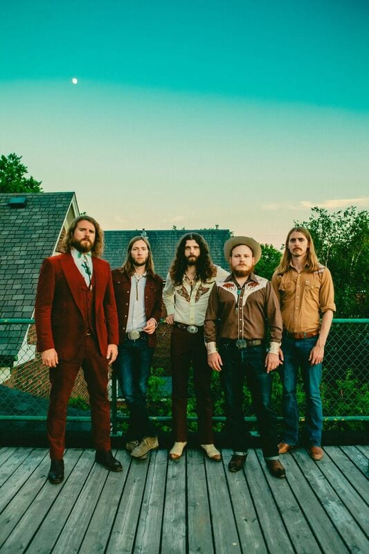 The Sheepdogs Rescheduled UK And Ireland Tour Dates