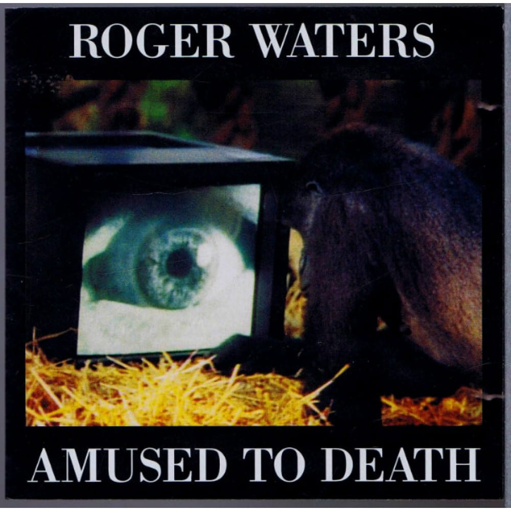 National Album Day: Amused To Death by Roger Waters