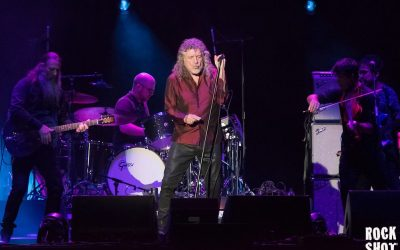Van Morrison & Robert Plant Shift Time & Space @ BluesFest 2018