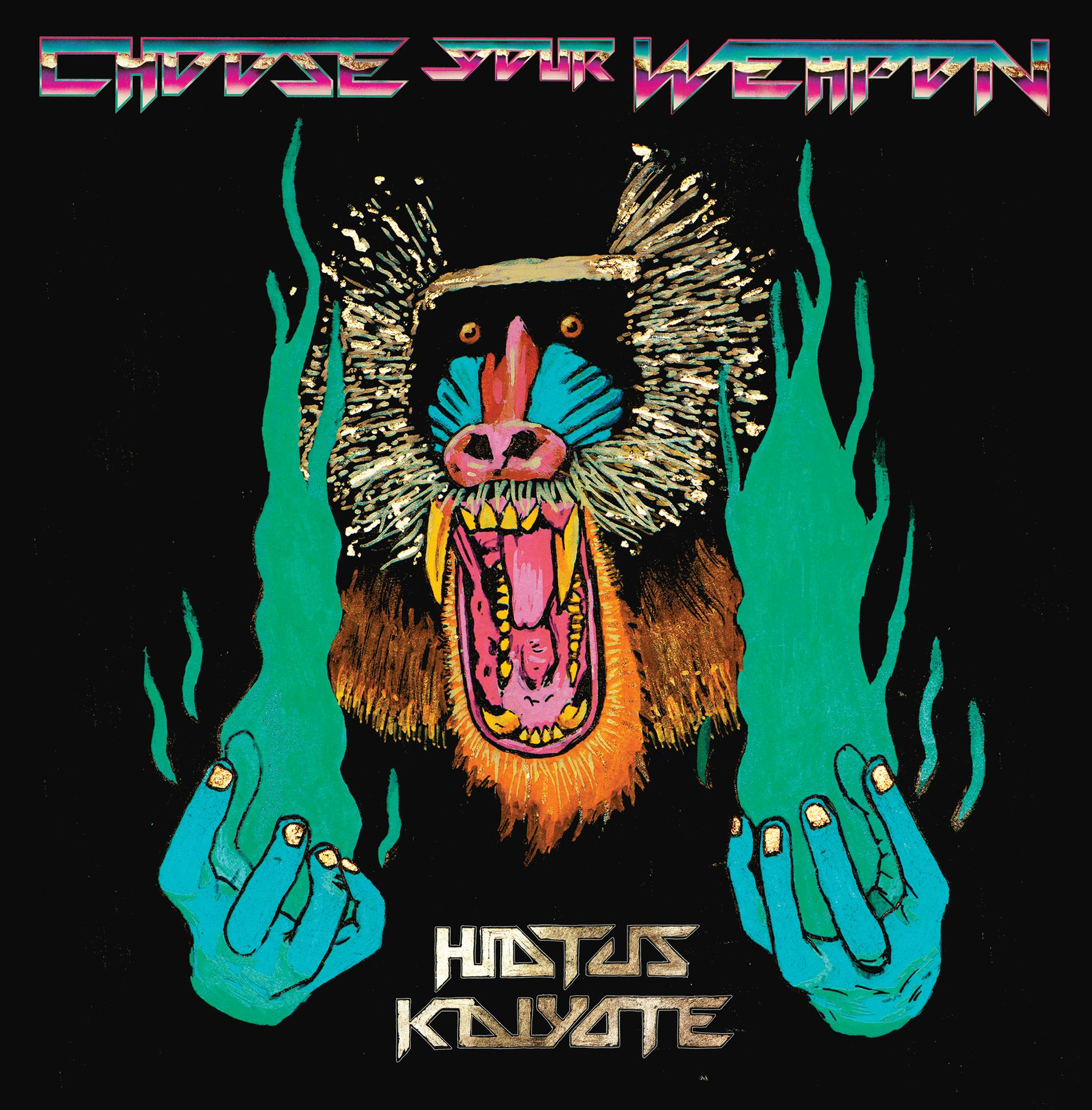 National Album Day: Choose Your Weapon by Hiatus Kaiyote