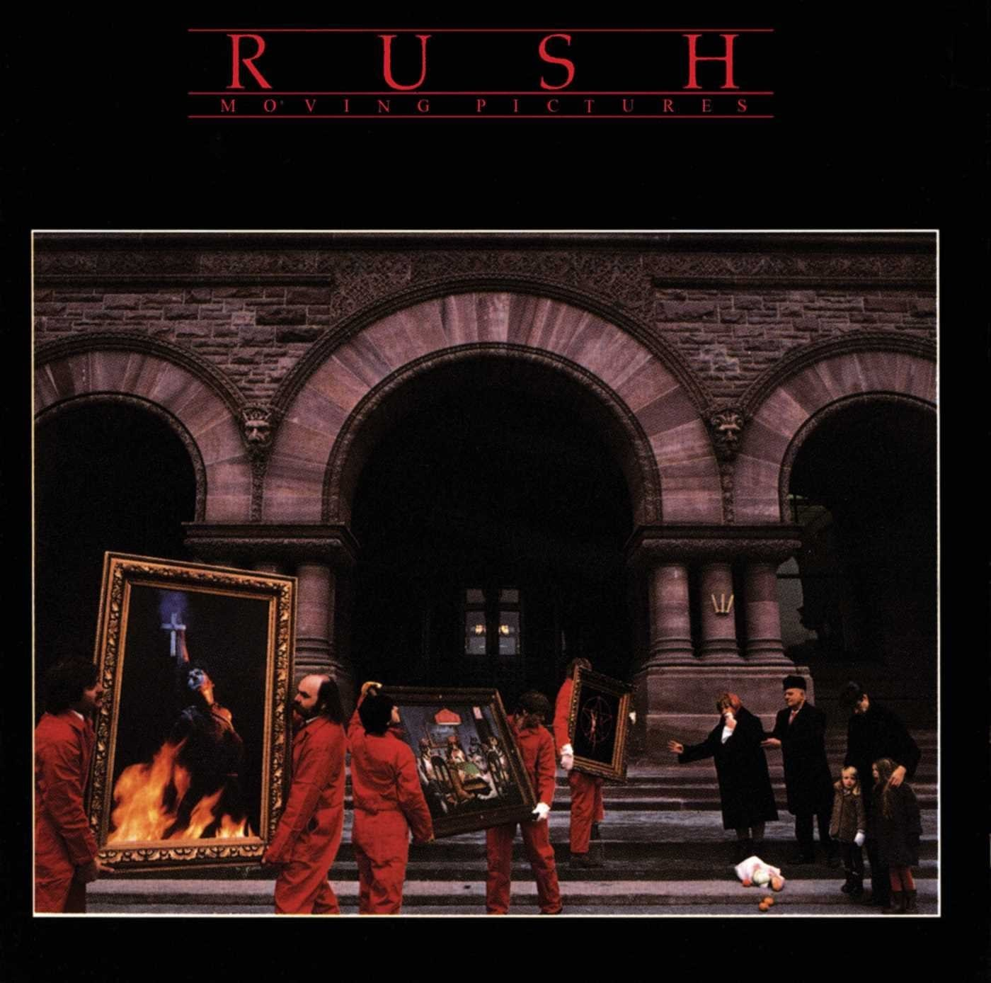 National Album Day: Moving Pictures by Rush