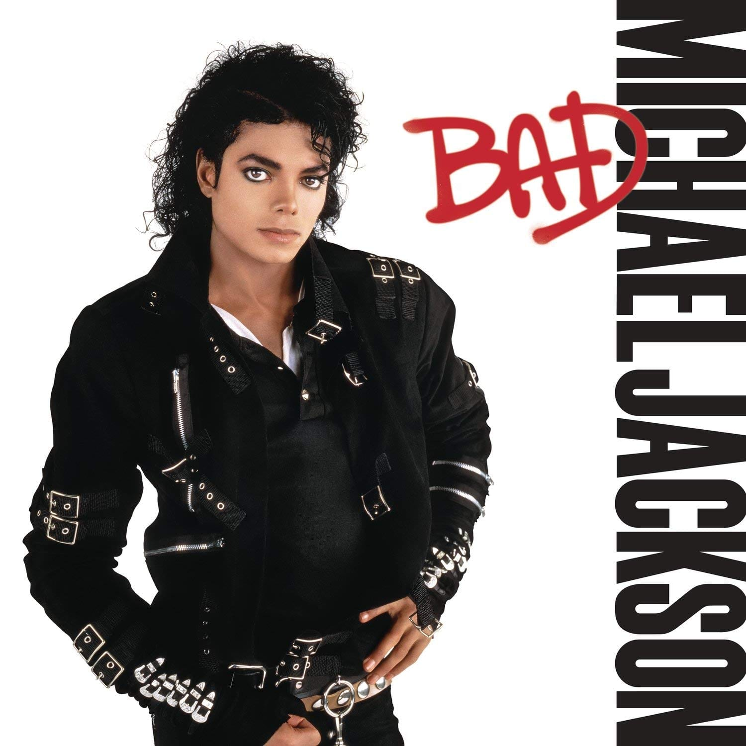 National Album Day: Bad by Michael Jackson