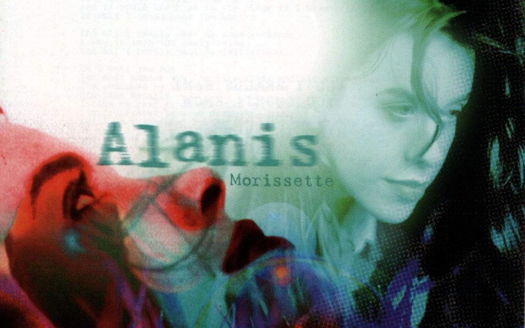 National Album Day: Jagged Little Pill by Alanis Morrisette