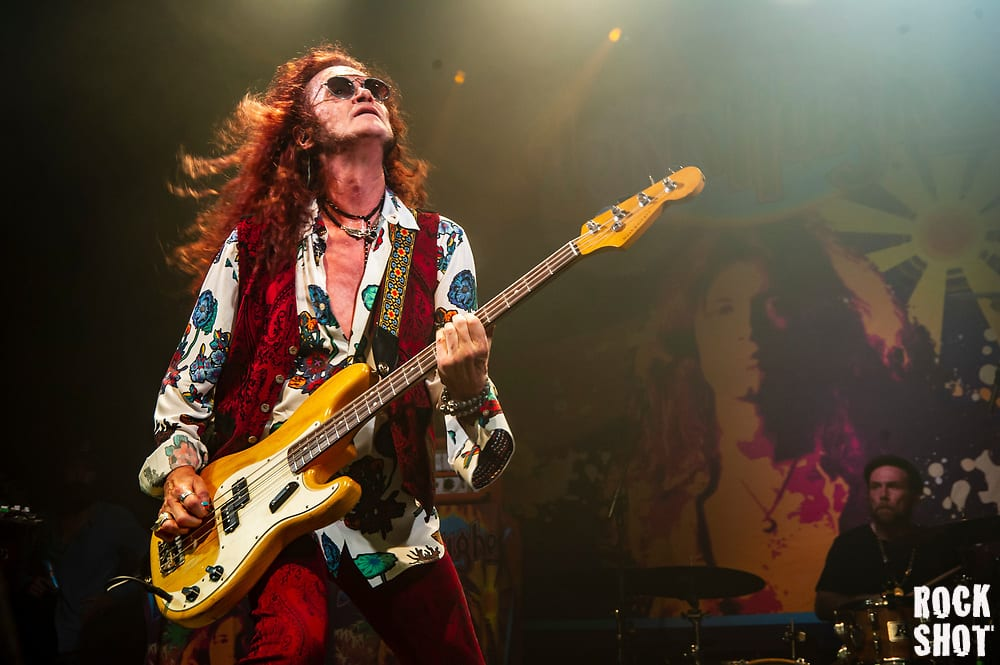 Glenn Hughes Revisits Classic Deep Purple Live