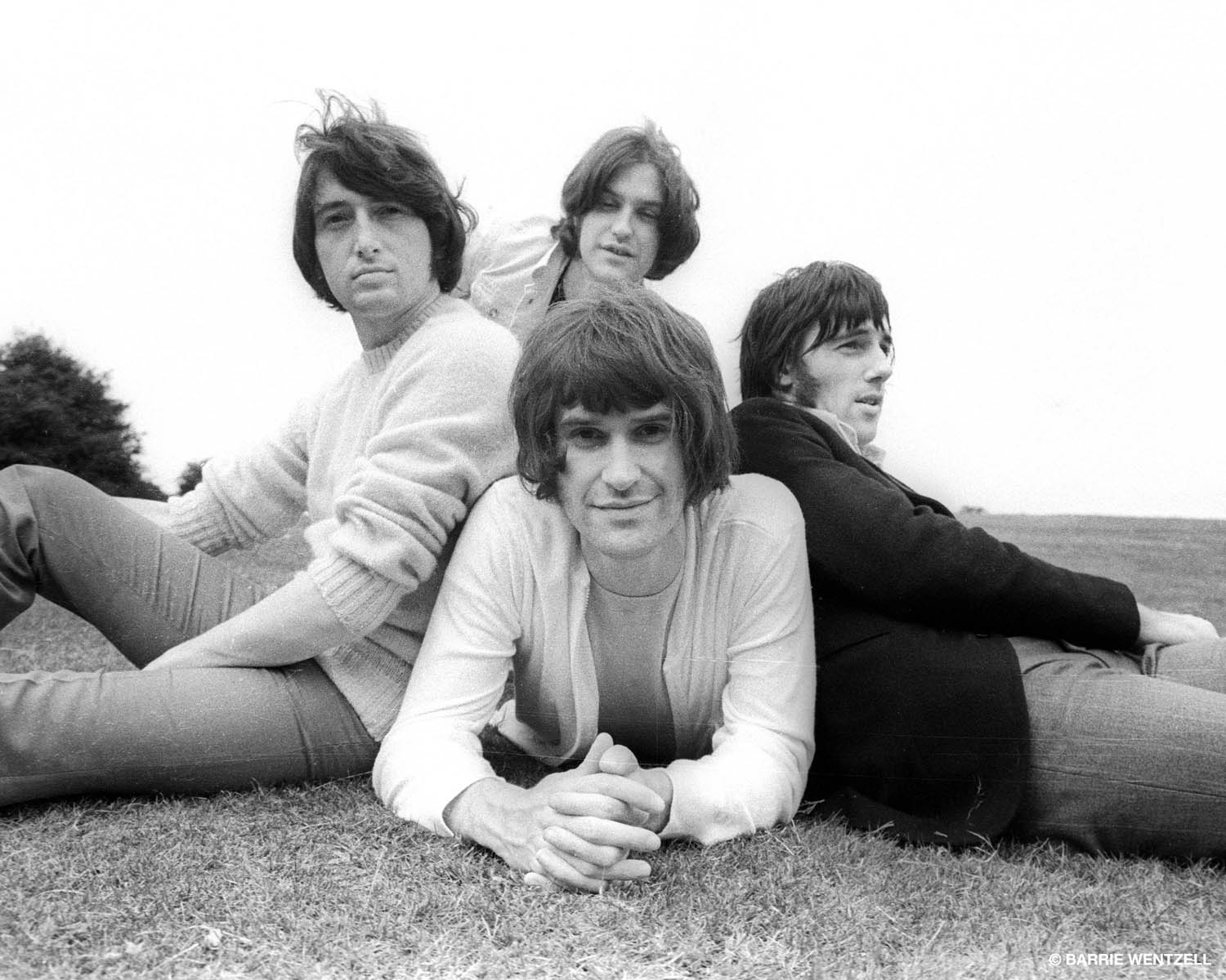 The Kinks Are The Village Green Preservation Society At Proud Galleries