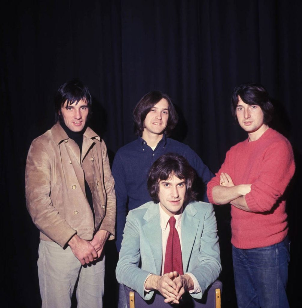 The Kinks, press photo, 1968 © LFI/Avalon