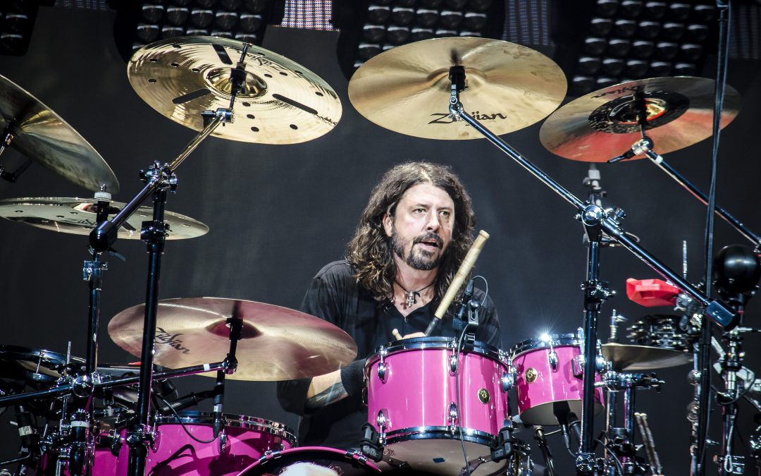 Foo Fighters Summertime: Head To Glasgow, Dublin, Belfast & Reading/Leeds