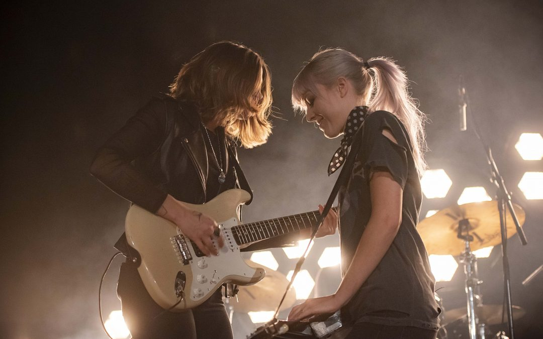 Larkin Poe Storm Islington's Assembly Hall
