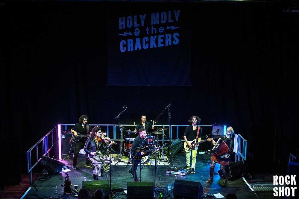 Holy Moly And The Crackers Bring The Circus To Cambridge Junction