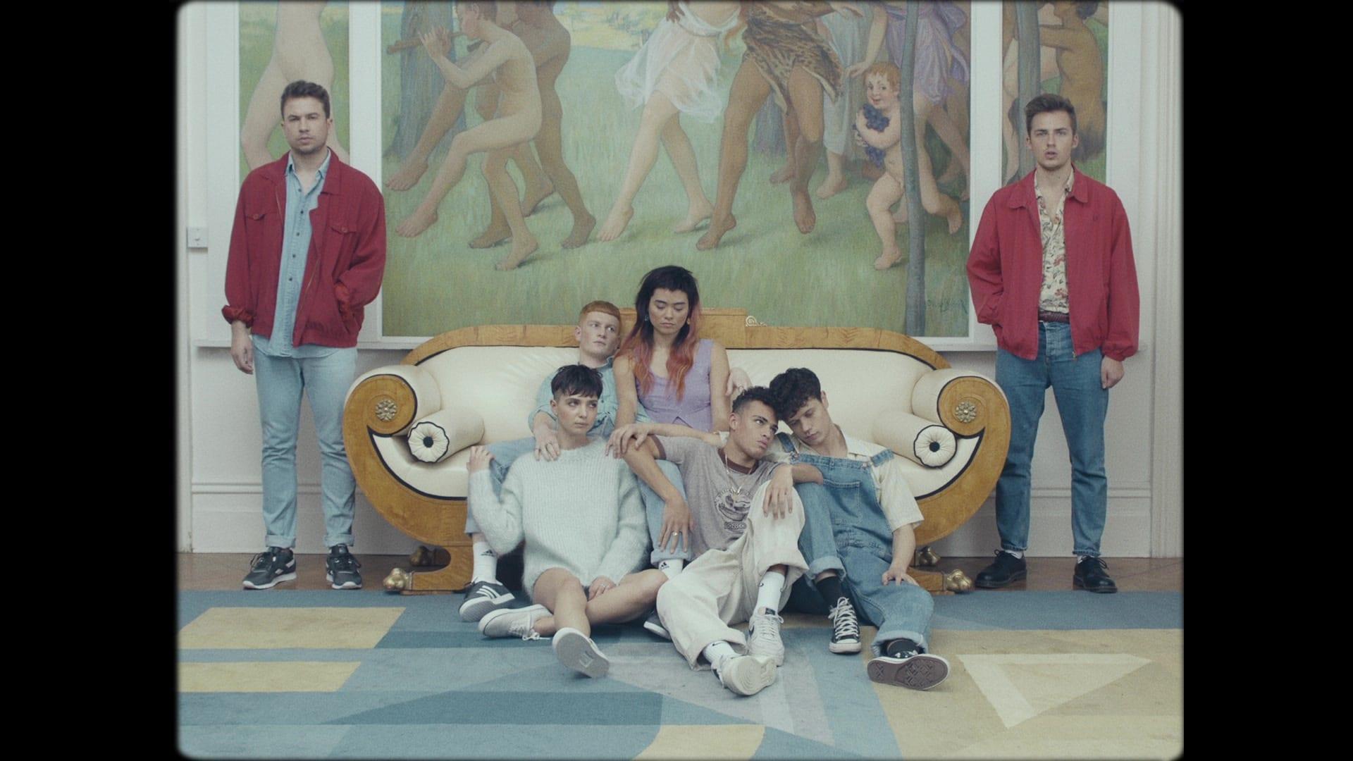 APRE Unveil Video For Latest Single Backstreet