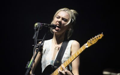Wolf Alice Bring Visions Of A Life To A Close At The Brixton Academy