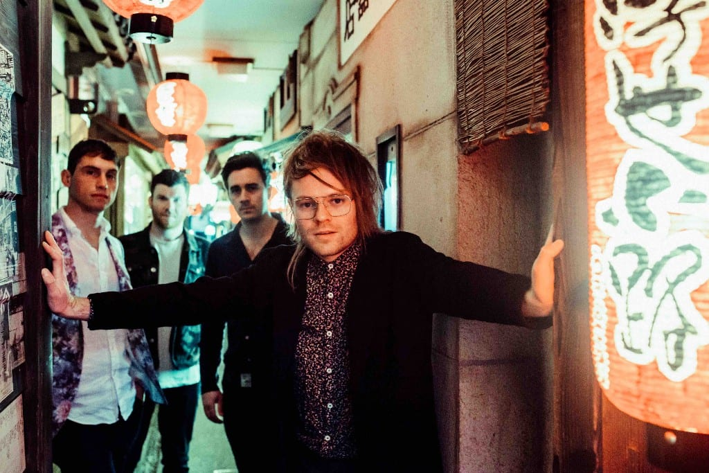 Enter Shikari Rouse The Rabble Before UK Tour