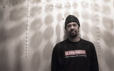 Michael Franti Interview: Anger Is Not My Superpower