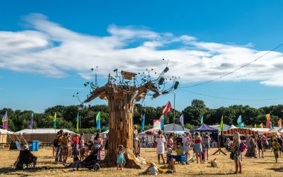 The Cat Empire, Kate Tempest  & Jack Savoretti For Larmer Tree Festival 2019