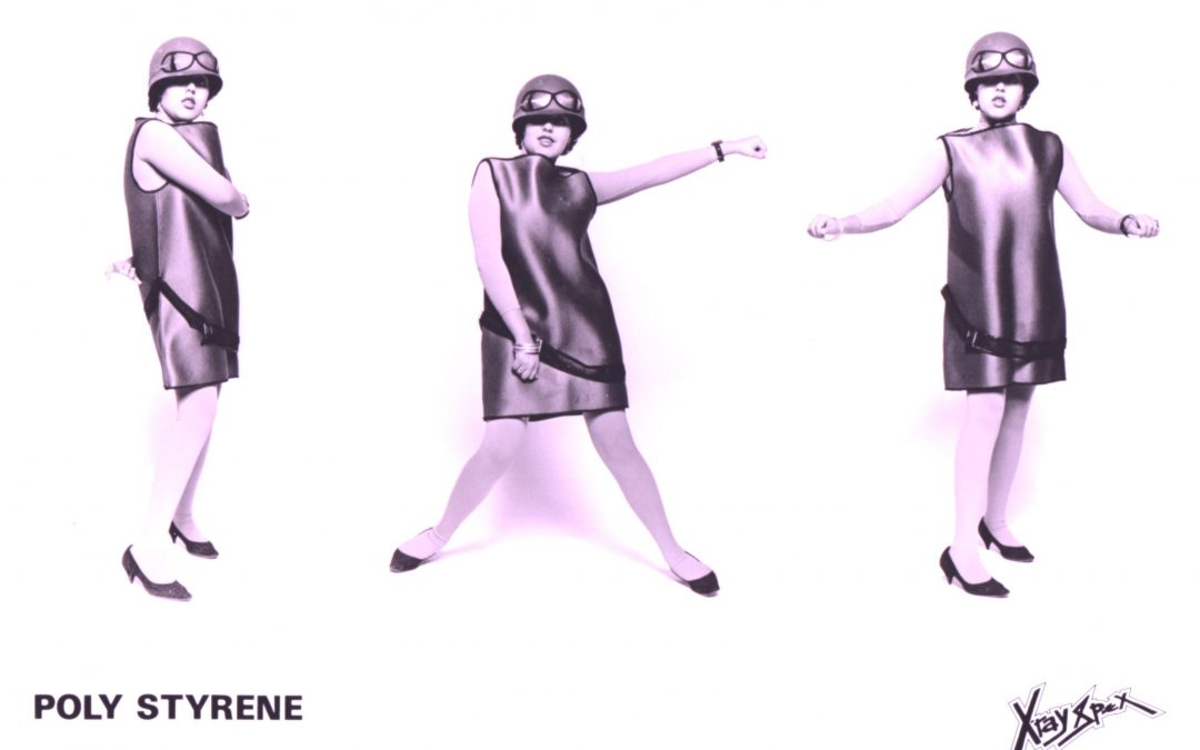 Poly Styrene New Book, Exhibition And Film
