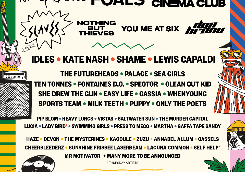 Truck Festival Smashes Potato Leaked Lineup