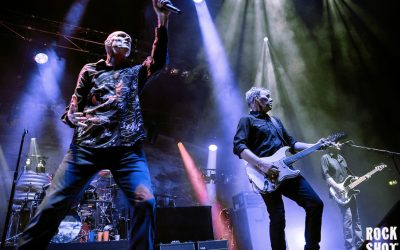 Midnight Oil Feeling The Power And The Passion For The UK