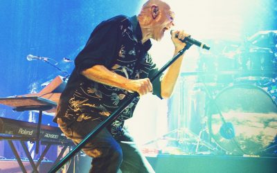 Interview: Midnight Oil's Peter Garrett Still Wants To Scream In Blue