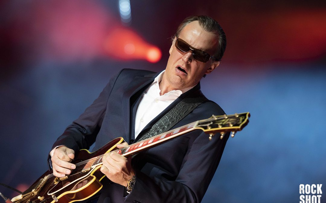 Joe Bonamassa Is Deep In The Blues Again At The Royal Albert Hall