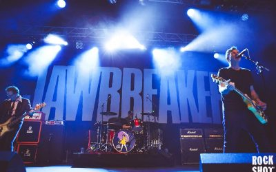 One, Two, Three, Four, Who's Punk, What's The Score? Jawbreaker Return To London
