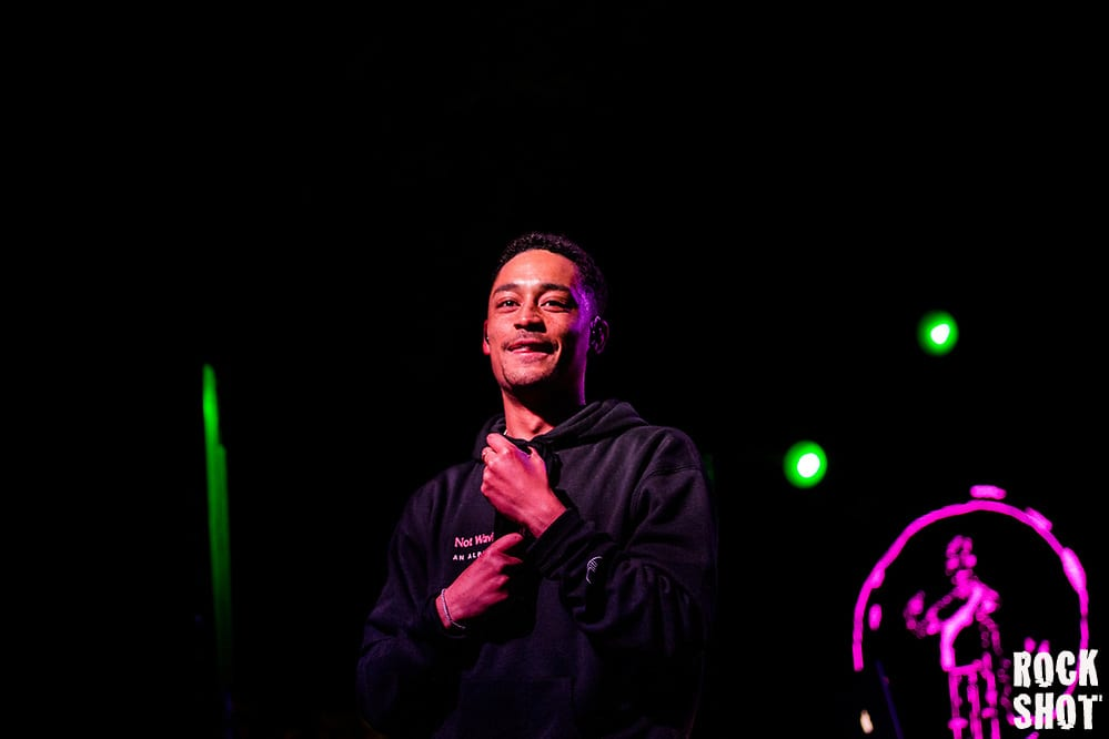 Loyle Carner Album Launch @ House Of Vans LDN