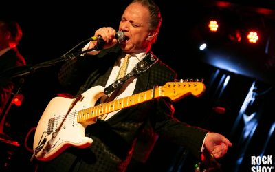 Jimmie Vaughan Launches Baby, Please Come Home At Dingwalls