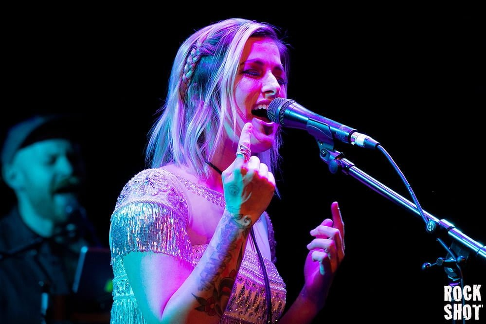Cassadee Pope's Not Wasting All These Tears In London