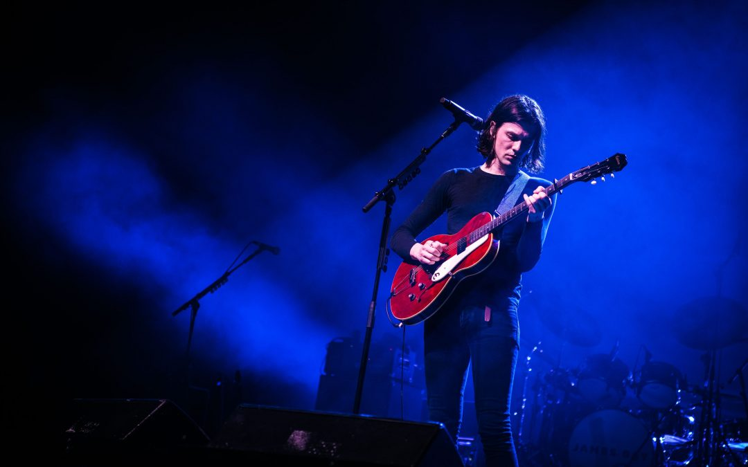 Wild Love For James Bay At The London Palladium