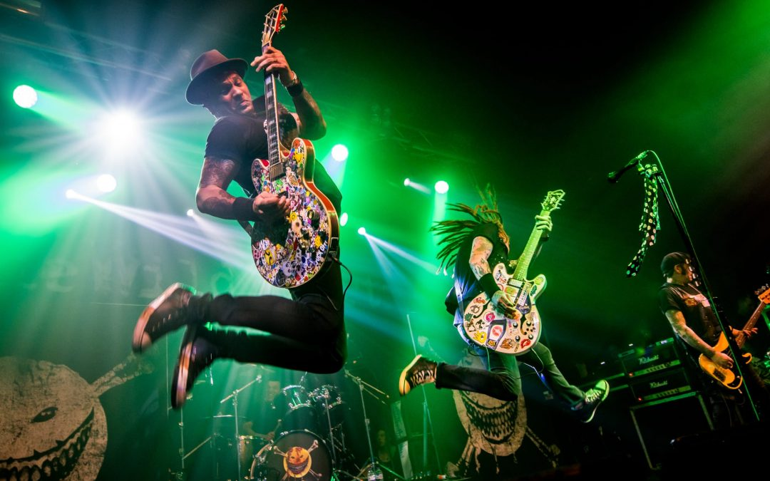 The Wildhearts Renaissance Men Live @ The Electric Brixton