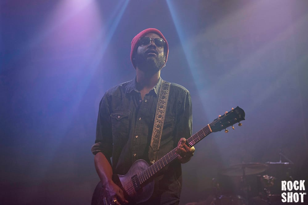 Gary Clark Jr Brings This Land To The Roundhouse