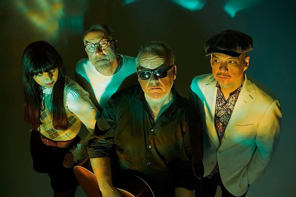 Pixies Coincide Release Of New Studio Album With An Extensive UK and European Tour