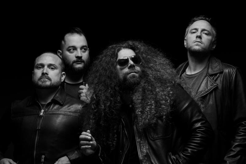 New York Prog Rock Gods Coheed And Cambria Hit The UK