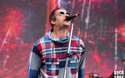 Liam Gallagher Takes Why Me? Why Not On The Road