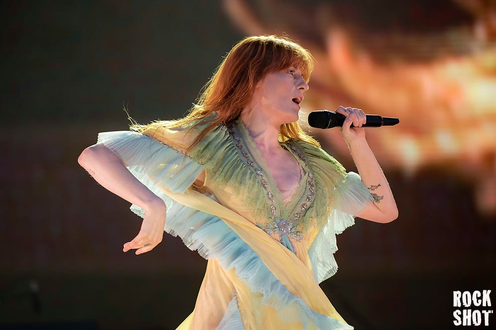 Florence + The Machine Welcome Us To The Matriarchy @ BST In Hyde Park