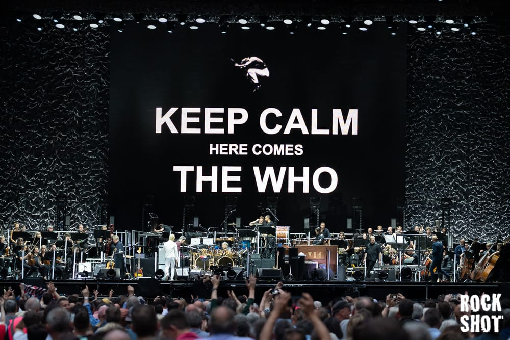 The Who: Old Friends In New Places – Moving On! Live At Wembley Stadium