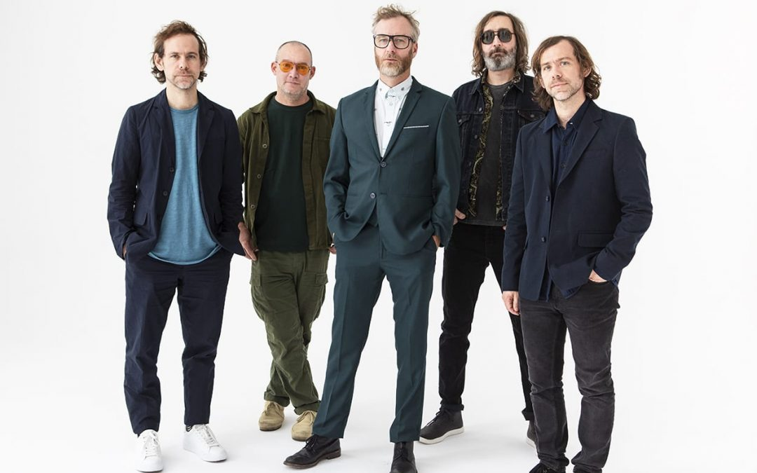 The National Finish Off 2019 With A String Of UK Headline Shows In Support Of New Album
