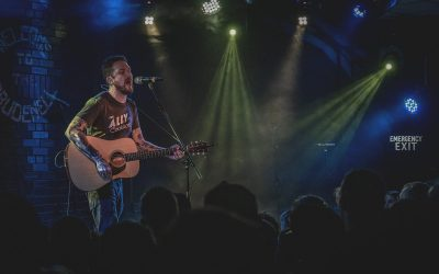 Frank Turner Delights Crowds With Intimate Album Release Show in Leeds